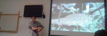 09. Presenting at Padova University